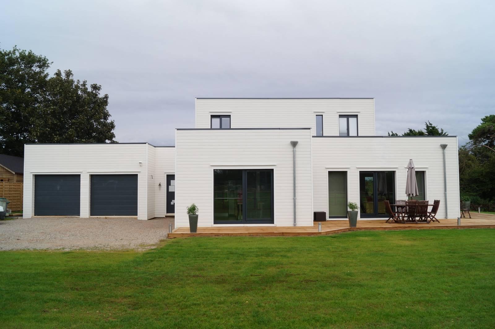 Constructeur Maison Ossature Bois 76 construction de maison individuelle en ossature bois en